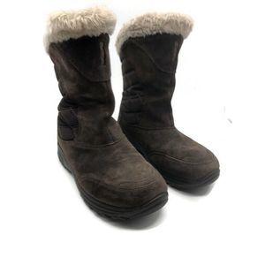 Columbia Womens Ice Maiden Pull On Winter Boots